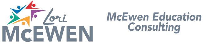 Lori McEwen Education Consulting Logo